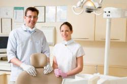 Hair Restoration Surgeon and Assistant