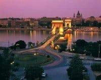 Beautiful city of Budapest Hungary