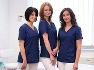 The hair restoration team at Hair Palace