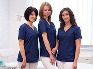 The hair restoration team at Hair Palace