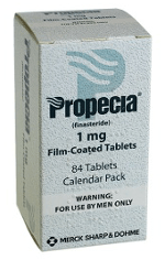 Propecia the FDA approved hair loss treatment for men